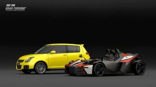 Gran Turismo Sport Patch 1.10