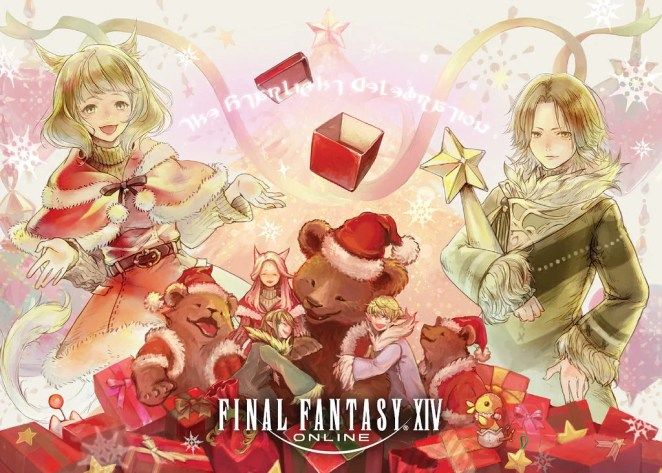 Square Enix - Final Fantasy XIV
