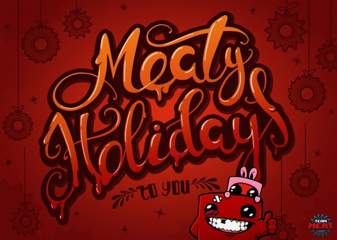 Team Meat - Super Meat Boy