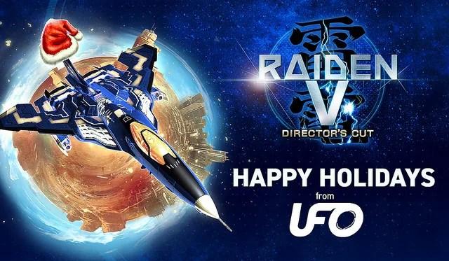UFO - Raiden V