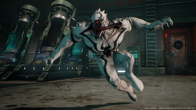 Marvel vs. Capcom Infinite: Venom Premium Costume
