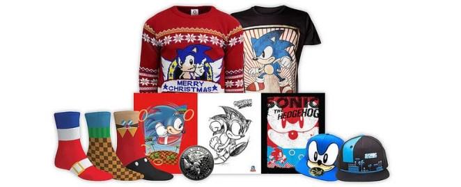 Sonic PlayStation Gear