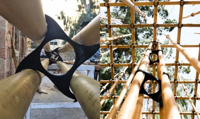 Bamboo Pavilion Jerusalem