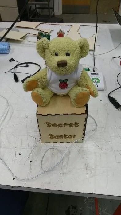 Secret Santa Babbage