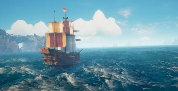 Become A Pirate Legend In Sea Of Thieves