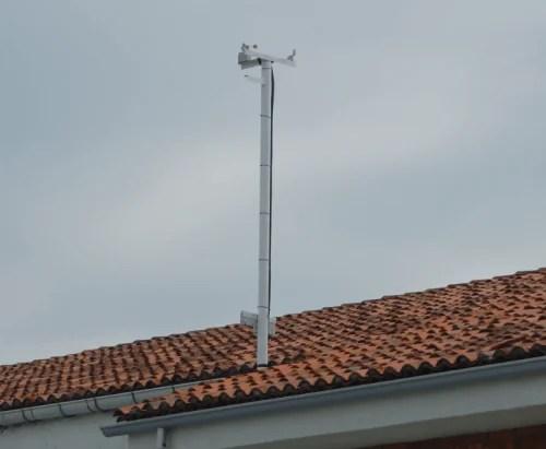 Weather Station at CEIP Noalla - Telleiro