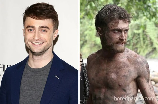 Daniel Radcliffe, Jungle