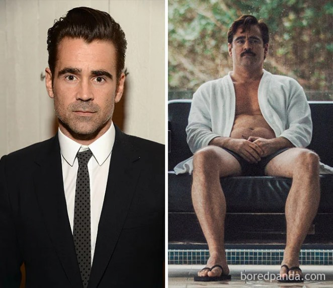 Colin Farrell, The Lobster