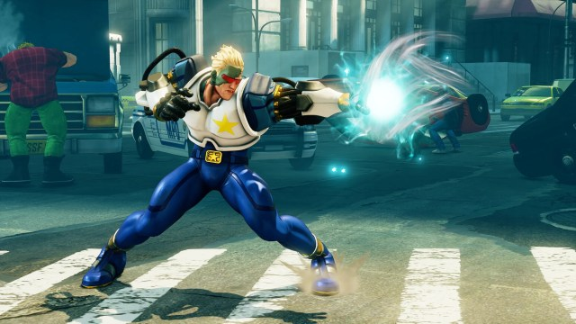Street Fighter V Arcade Edition for PS4