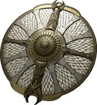 God of War (PS4) Elven Soul Shield (1)
