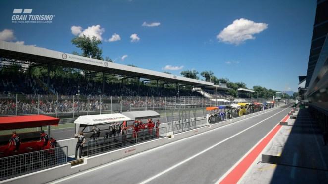 Gran Turismo Sport Patch 1.11: Autodromo Nazionale Monza