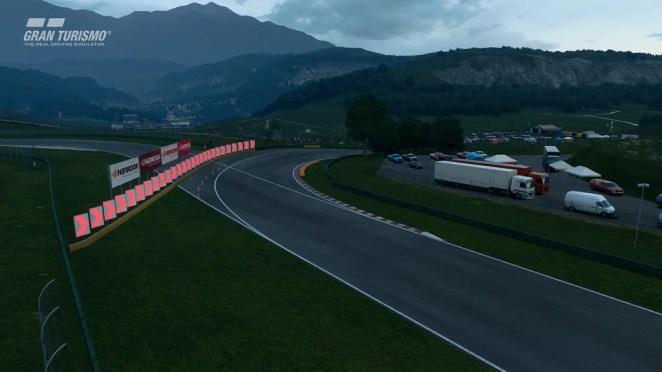 Gran Turismo Sport Patch 1.11: Lake Maggiore West