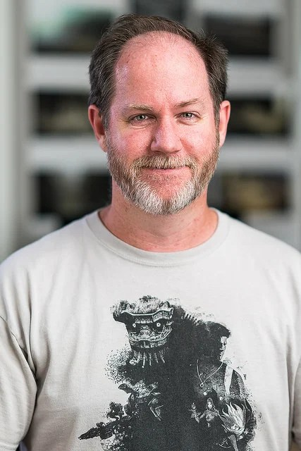 Bluepoint Games Studio Producer - Randall Lowe