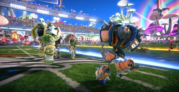 Next Week on Xbox - Mutant Football League