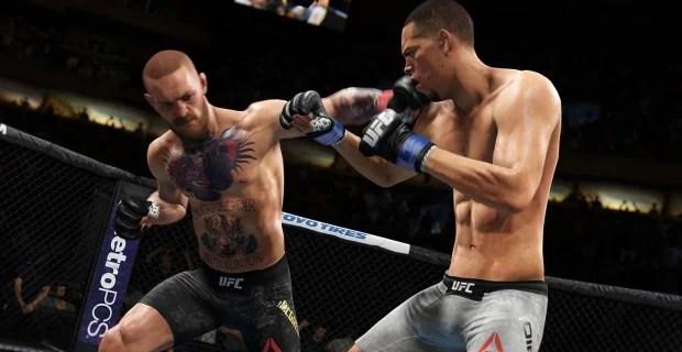 Next Week on Xbox - UFC