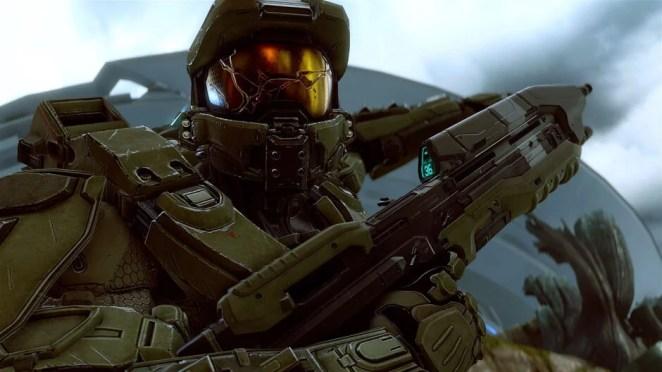 Halo 5 Free Weekend Hero Image