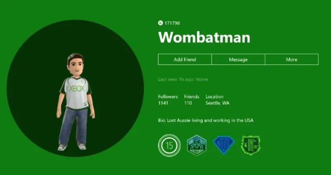 Wombatman Info