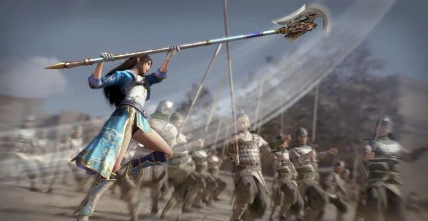 Next Week on Xbox - Dynasty Warrior 9