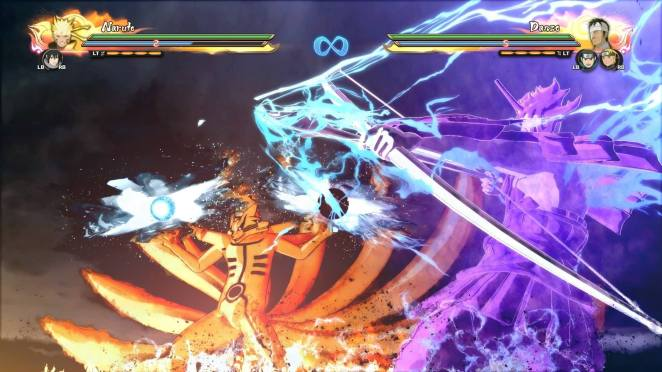 Naruto Ultimate Ninja Storm 4 Screenshot
