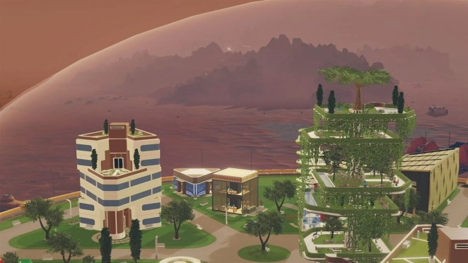 Surviving Mars Screenshot