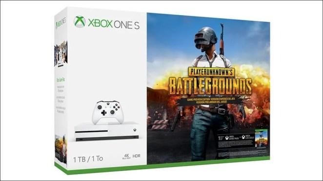 Xbox One S PUBG Bundle 940x528