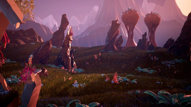 Planet Alpha Screenshot