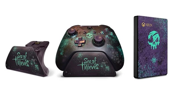 Sea of Thieves Controller Accessories Large Image