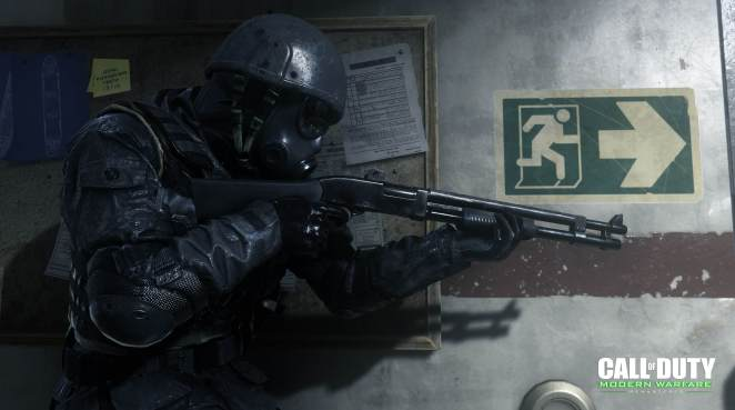 Call Of Duty 4: Modern Warfare Named Best CoD Game CODMW Remastered Crew Expendable 2 WM.0