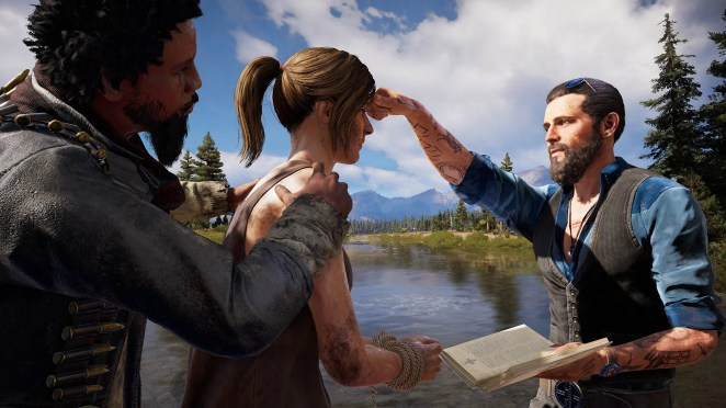 Far Cry 5 Review: An Anarchic Thrill Ride John 1080p GOLD