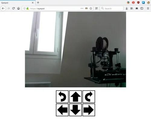 Paul-Louis Ageneau Robotic teapot Raspberry Pi Zero