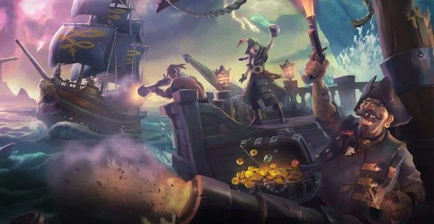 Sea of Thieves Controls Feature Large Image