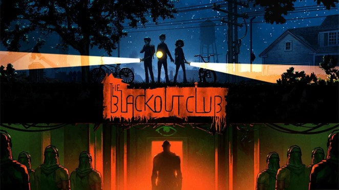 Blackout Club Hero image