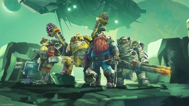 Deep Rock Galactic Hero image
