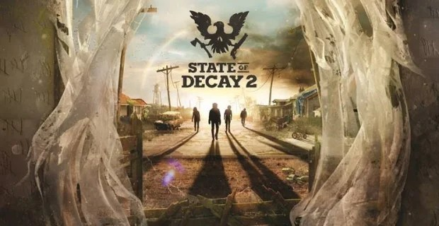 State of Decay 2 Key Art