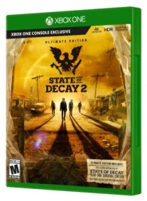 State of Decay 2 Ultimate Edition Box Art