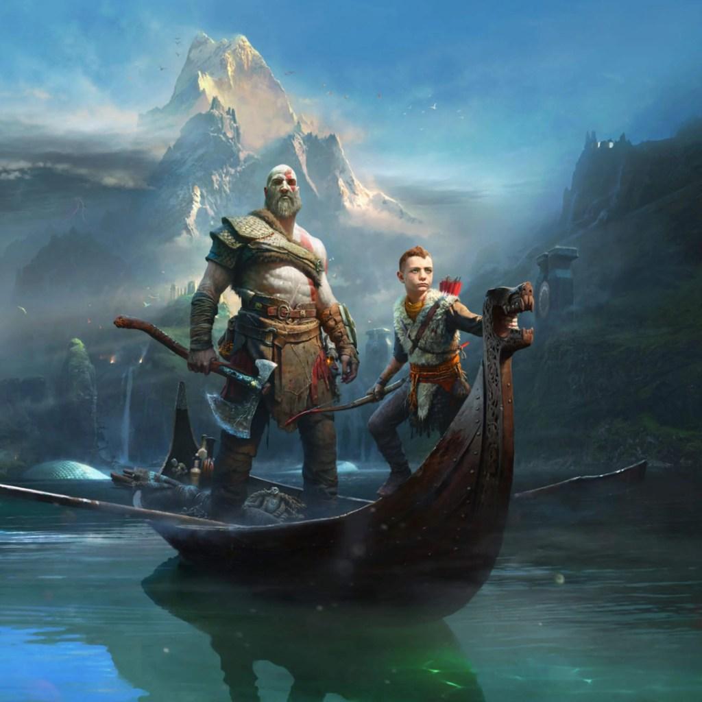God of War 4 Komplettlösung Gameplay VIDEO - PS4