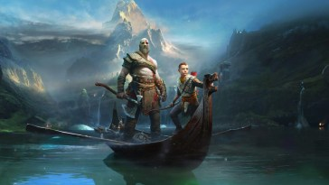 God of War 4 Komplettlösung Gameplay VIDEO - PS4