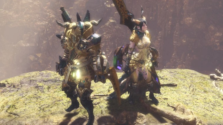 Monster Hunter World Kulve Taroth Update How To Get New Armor