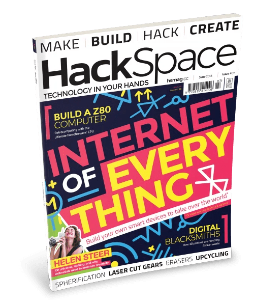 HackSpace magazine issue 7 cover