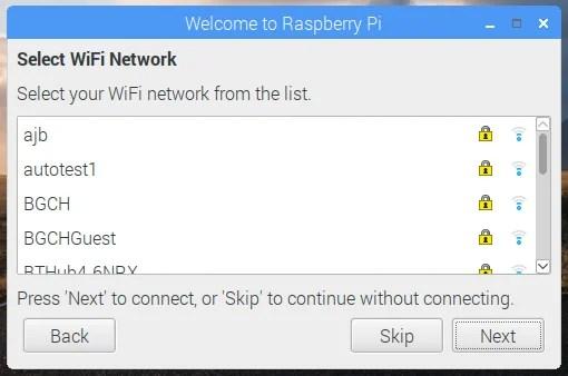 Raspbian update June 2018