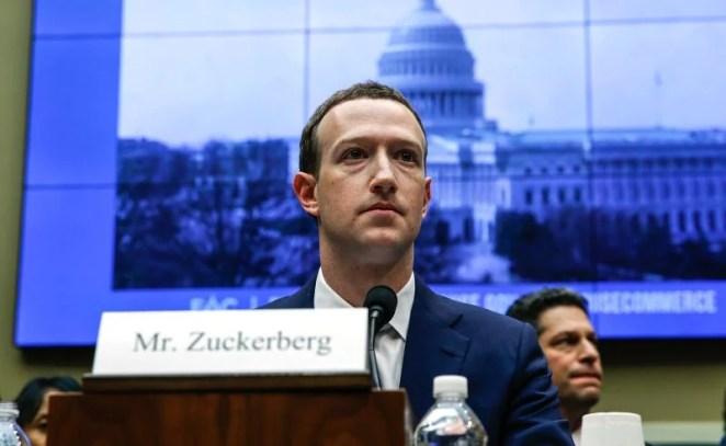 FBI, SEC and FTC are also investigating Facebook's data leak