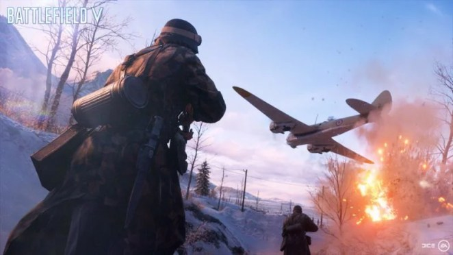 Of course 'Battlefield V' is getting a battle royale mode
