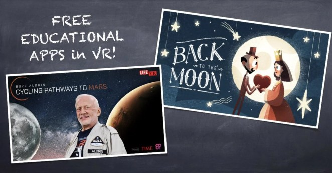 Back to school VR sale