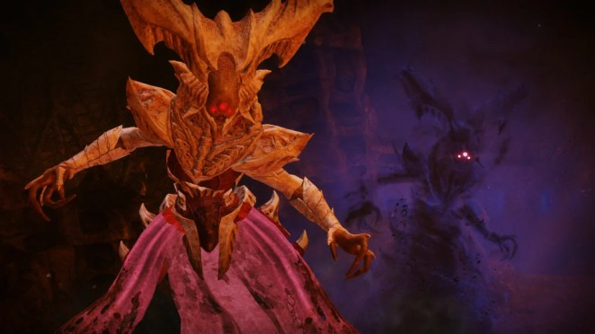 "Destiny 2: Forsaken – PlayStation-Exclusive Strike ""Broodhold"""