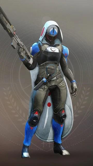Destiny 2: Forsaken – PlayStation-Exclusive Hunter Armor