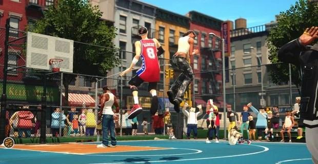 Next Week on Xbox: 3on3 Freestyle