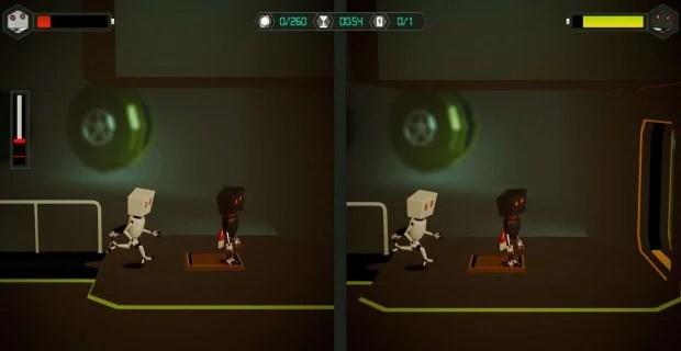 Next Week on Xbox: Twin Robots