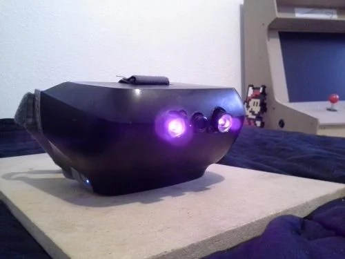 night vision goggles Raspberry Pi Zero
