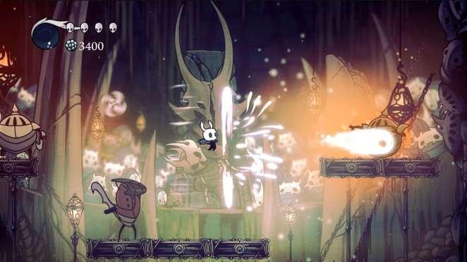 Hollow Knight Screenshot