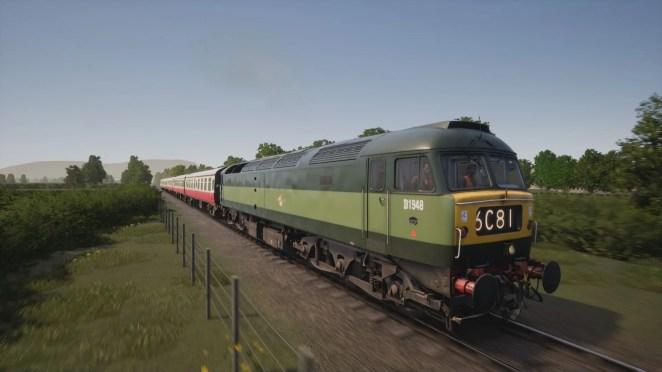 Train Sim World: West Somerset Railway Screenshot